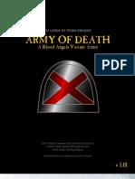Custom - Army of Death