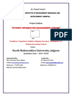 Student Information Mgt System