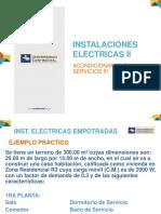 Inst. Electricas III
