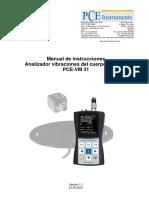 Manual Pce Vm31 de v1 1