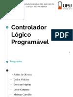 Controlador Lógico Programável