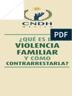 Foll Que Violencia Familiar