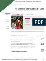 Quejas Sobre E-censo, La Plataforma Virtual Para El Censo 2018 - Novedades Tecnología - Tecnología - ELTIEMPO
