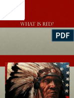 What is Red Poem