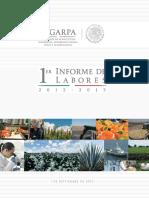 Informe_sagarpa 2012-2013 Anual