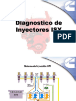 52420166 Diagnostico Inyectores ISX