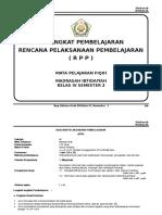 RPP MI Bahasa Arab Kelas 4 smt 2.doc