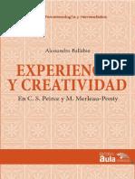 Ballabio, A- Creatividad y Experiencia en C. S. Peirce y Merleau-Ponty