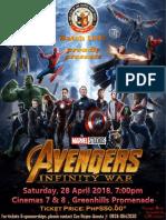 OLSHS_AvengersPoster