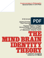 Borst, C. v. (Ed.) (1970), The Mind-Brain Identity Theory, Macmillan