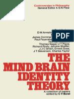 Borst, C. v. (Ed.) (1970), The Mind-Brain Identity Theory, Macmillan
