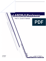 A2016 Labor II Reviewer