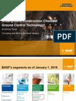 BASF - Underground - Amstrong