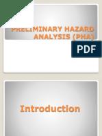 PRELIMINARY HAZARD ANALYSIS (PHA).ppt