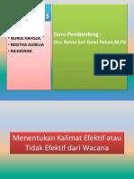 Bahasa Indonesia Kelompok 3