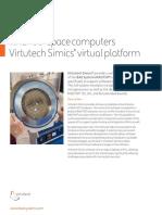 16 f81 RAD750 Virtutech Simics Datasheet Web