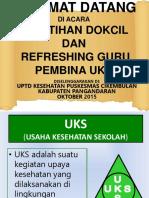 UKS - DOKCIL