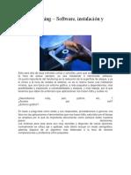 Guía Hardening Instalacion Eliminacion Software