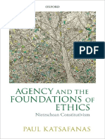 Katsafanas P Agency Foundations of Ethics Nietzschean Constitutivism 13.pdf