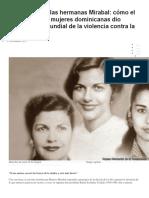 La Tragedia de Las Hermanas Mirabal