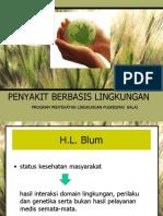 Penyakit Berbasis Lingkungan