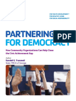 Trammell Partnering for Democracy