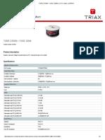 TX5912, RG59 + 12VDC 200M _ CCTV Cables _ _ 370784