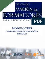 Módulo III Formador de Formadores