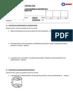 Examen Bimestral II - 5to