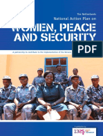 The Netherlands National Action Plan WOMEN, PEACE AND SECURITY 2016-2019