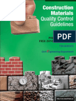 Green Code-Construction Materials Book