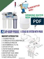 Aquapro RO Water Purifier Dubai