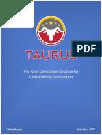 Taurus White Paper.pdf