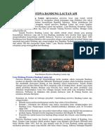 Peristiwa Bandung Lautan API