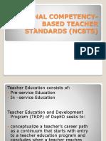 252365523 National Competency Based Teacher Standards Ncbts