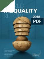 Wereld Ongelijkheid Rapport 2018