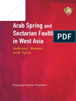 Book Arab Spring West Asia