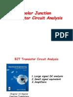 Bjt Transistor Circuit Analysis