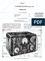 Avo CT-38 Service Manual Ocr