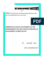 COVER PAGE Alhgie Njie