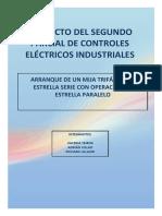 CONTROLES ELECTRICOS INDUSTRIALES