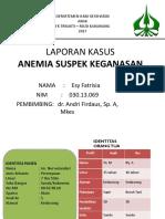 Print Presentasi Anemia