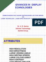 Prof K R Sarma