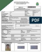 JEE(Main) AcknowledgementPage