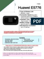 澳洲機(Huawei E5776) TS取扱説明書 【英語】_170224