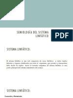s. linfático