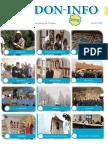 Janvier 2018 la lettre d'information de l'association Verdoninfo