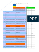 UPSE RS 16032015 URSA Audit Checklist v2.0 - Nhung