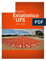 (Microsoft Word - Anu_341rio Estat_355stico da UFS 2014-2015-2016 _Final_).pdf