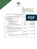 Lampiran Peraturan Pemerintah Nomor 1 TAHUN 2013